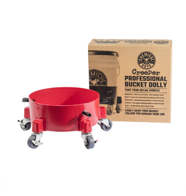 Chemical Guys ACC_1001R Professional Bucket Dolly With Wheels