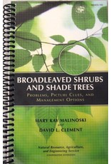Broadleaved Shrubs and Shade Trees