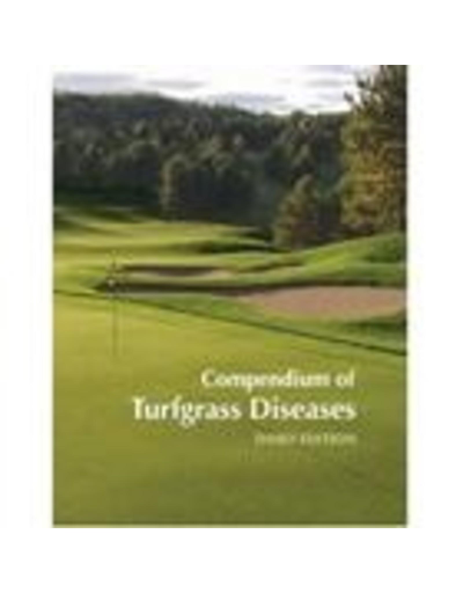 Compendium of Turfgrass Diseases - 3rd Ed.