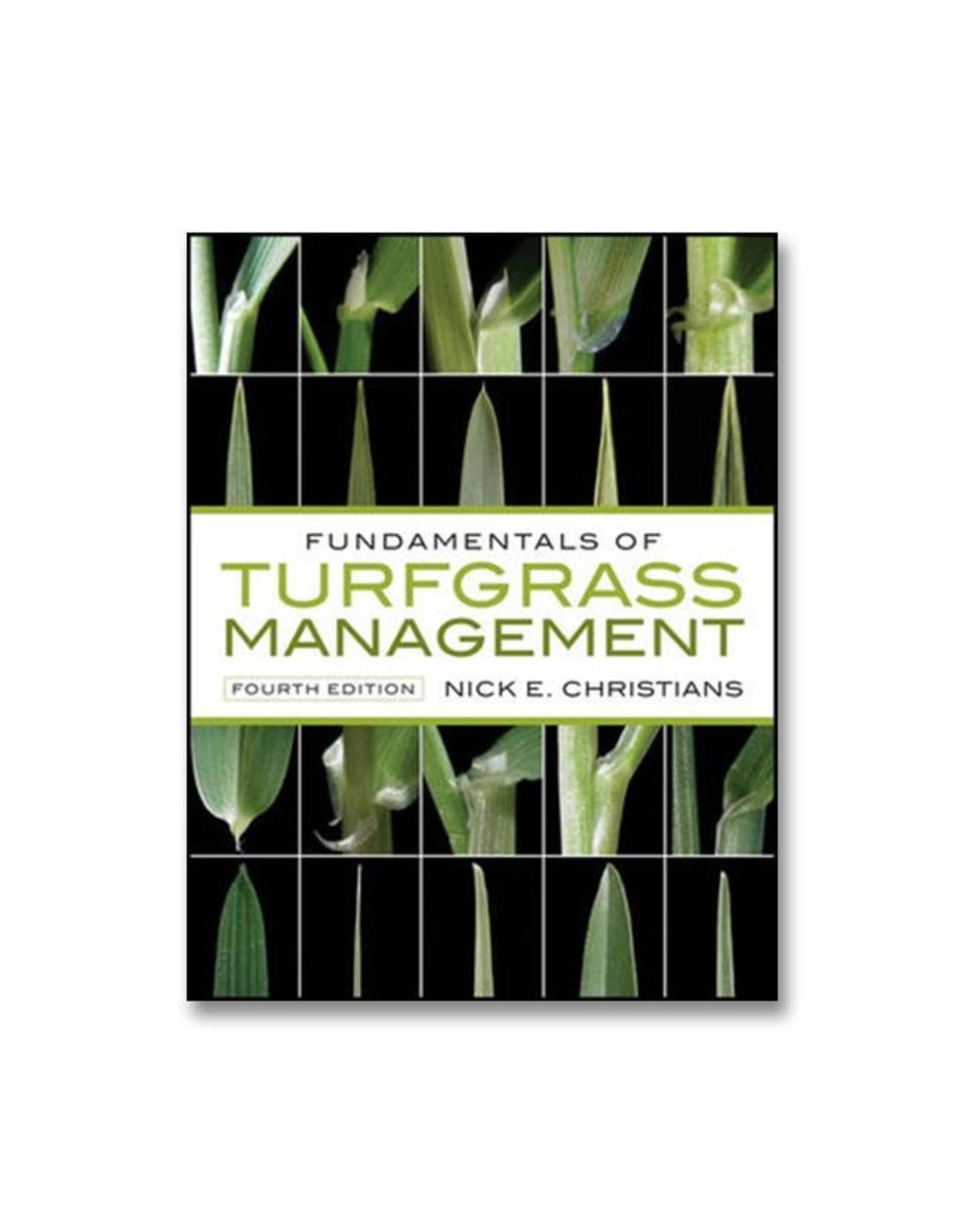 Fundamentals of Turfgrass Management - 4th Ed.