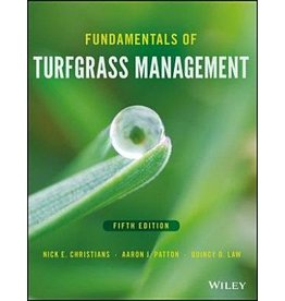 Fundamentals of Turfgrass Management - 5th Ed