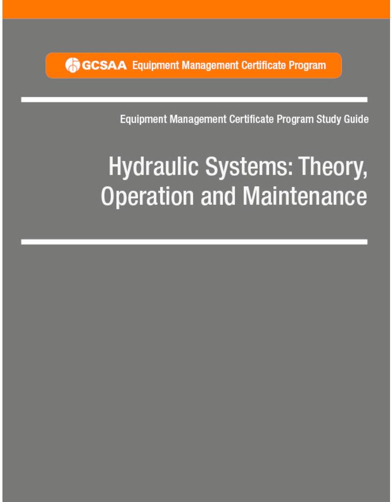 Hydraulic Systems: Theory, Operation and Maintenance