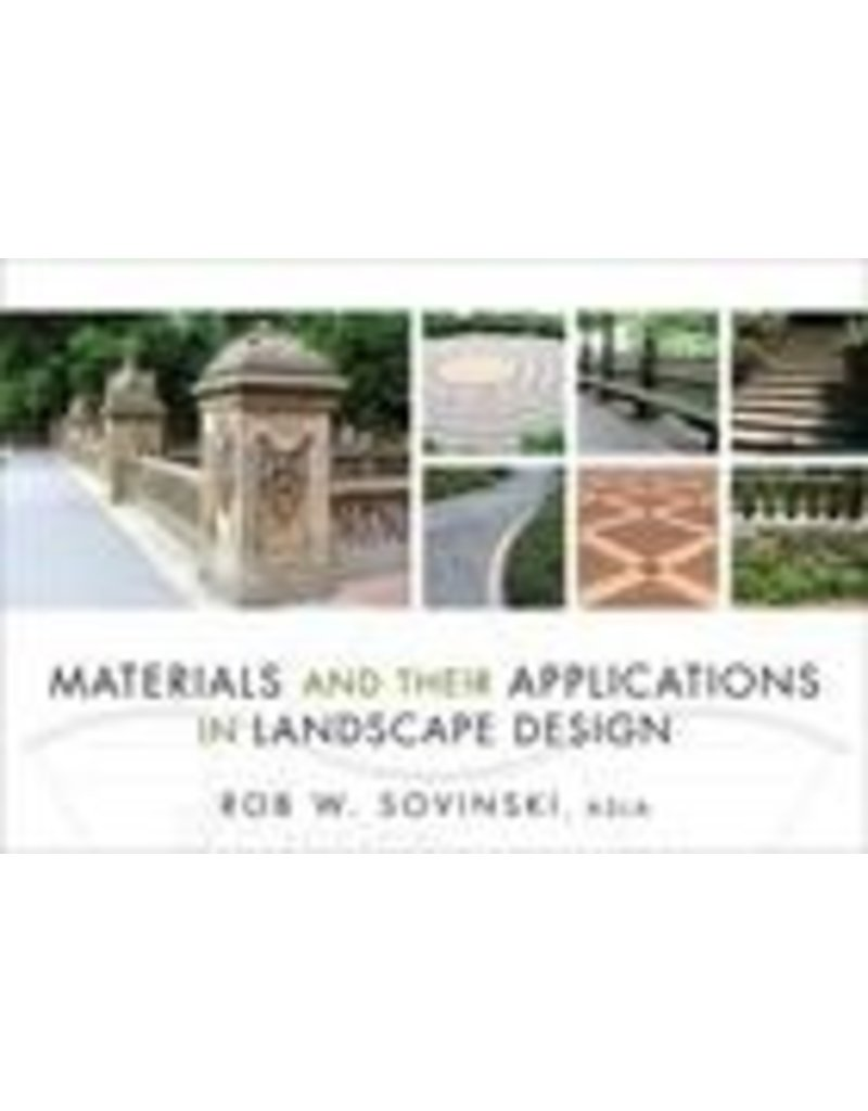 Materials and Their Application in Landscape Design