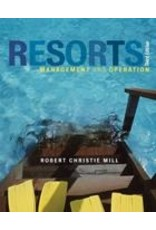 Resorts: Management & Operation - 3rd Ed.