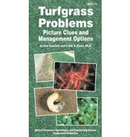 Turfgrass Problems: Pictures, Clues, and Management Options