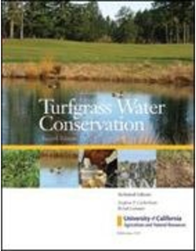 Turfgrass Water Conservation (UC-Berkeley)