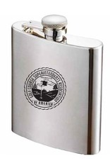 Zippo Zippo Flask - Retro GCSAA Logo