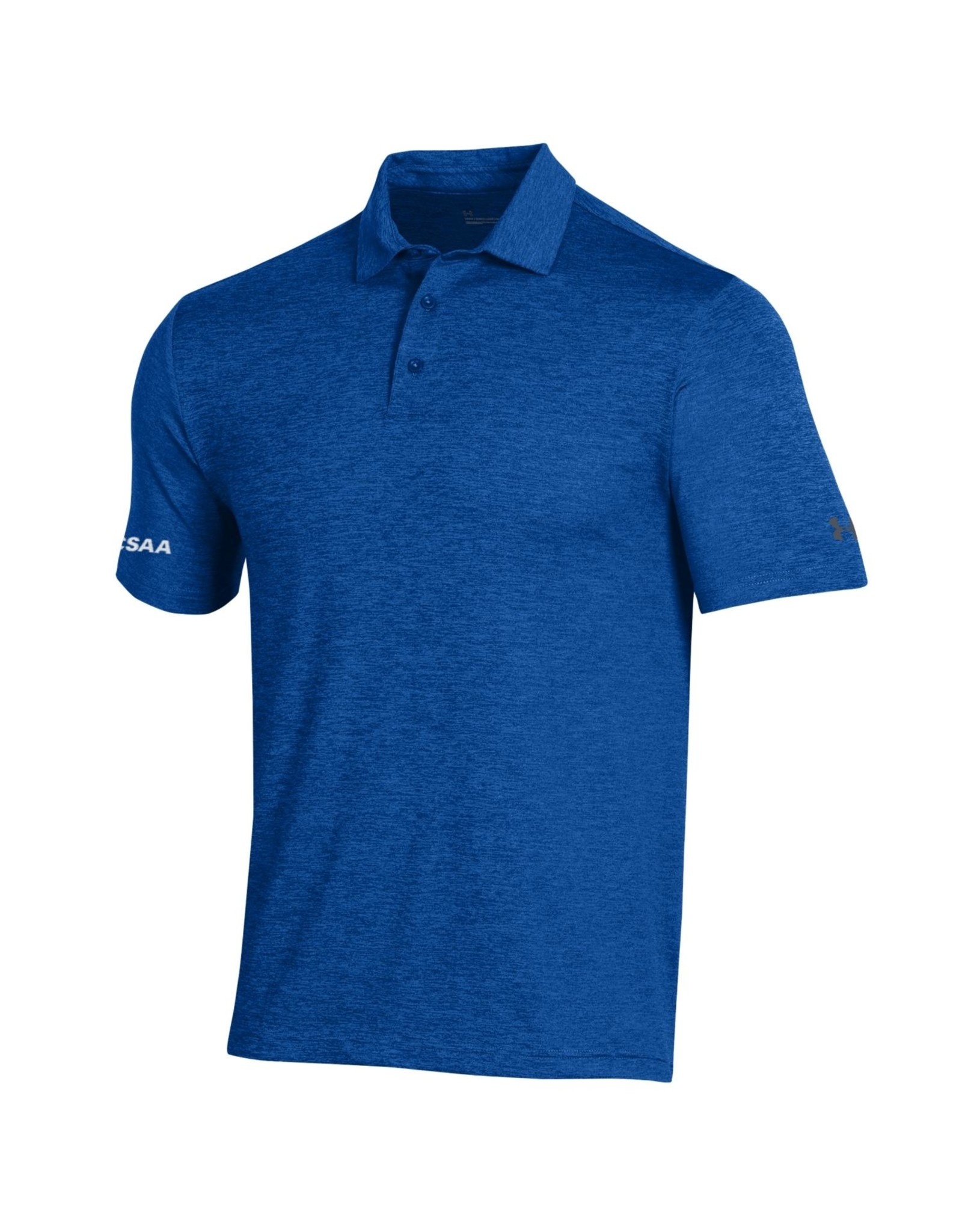 UnderArmour UA Playoff 2.0 Heather Polo