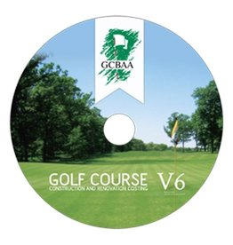 Golf Course Construction & Renovation Costing - Version 6