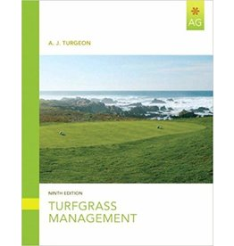 Turfgrass Management 9th Ed.