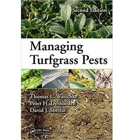 Managing Turfgrass Pests, Second Edition