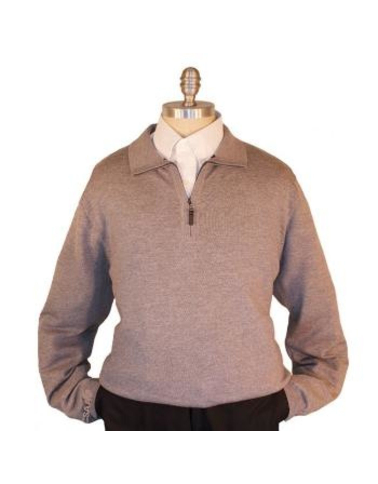 F&G F&G 1/4 Zip Windsweater