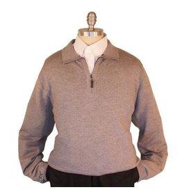F&G F&G 1/4 Zip Windsweater