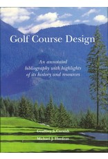Golf Course Design: An Annotated Bibliography