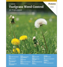 Turfgrass Weed Control for Professionals - 2019