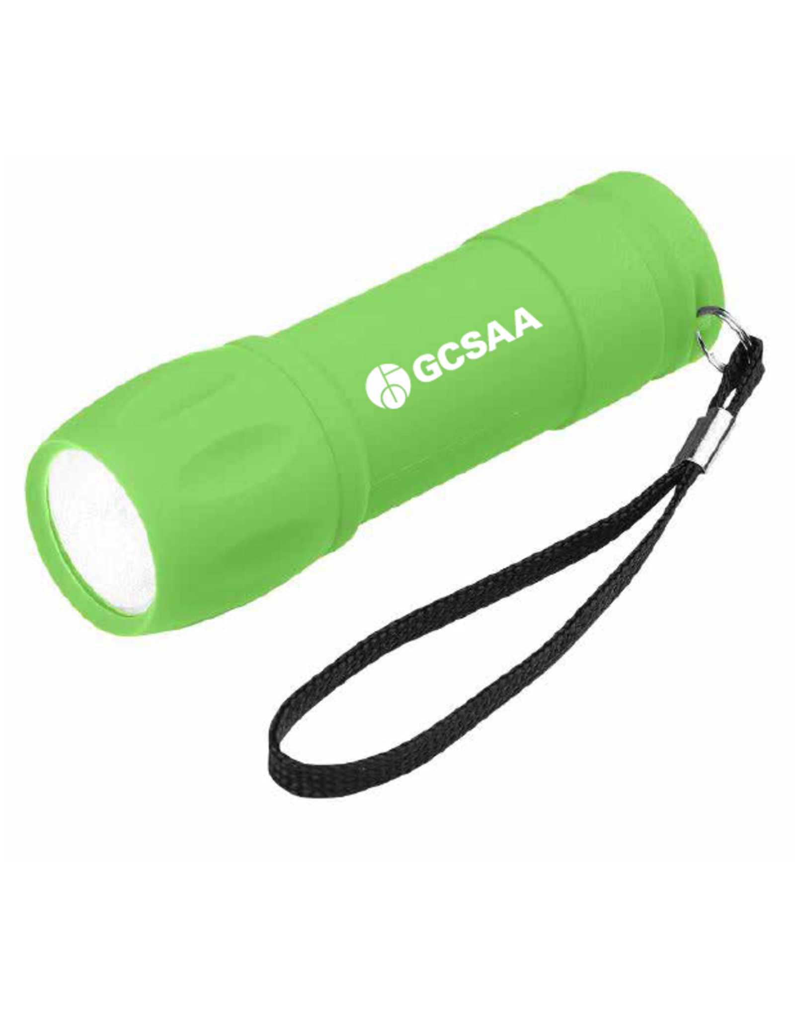 Rubberized LED Flashlight
