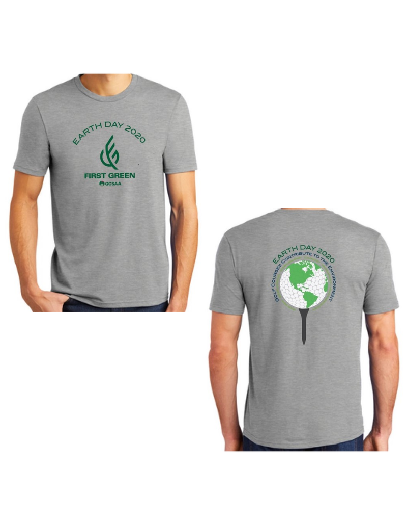 District Made District Made First Green Earth Day T-Shirt