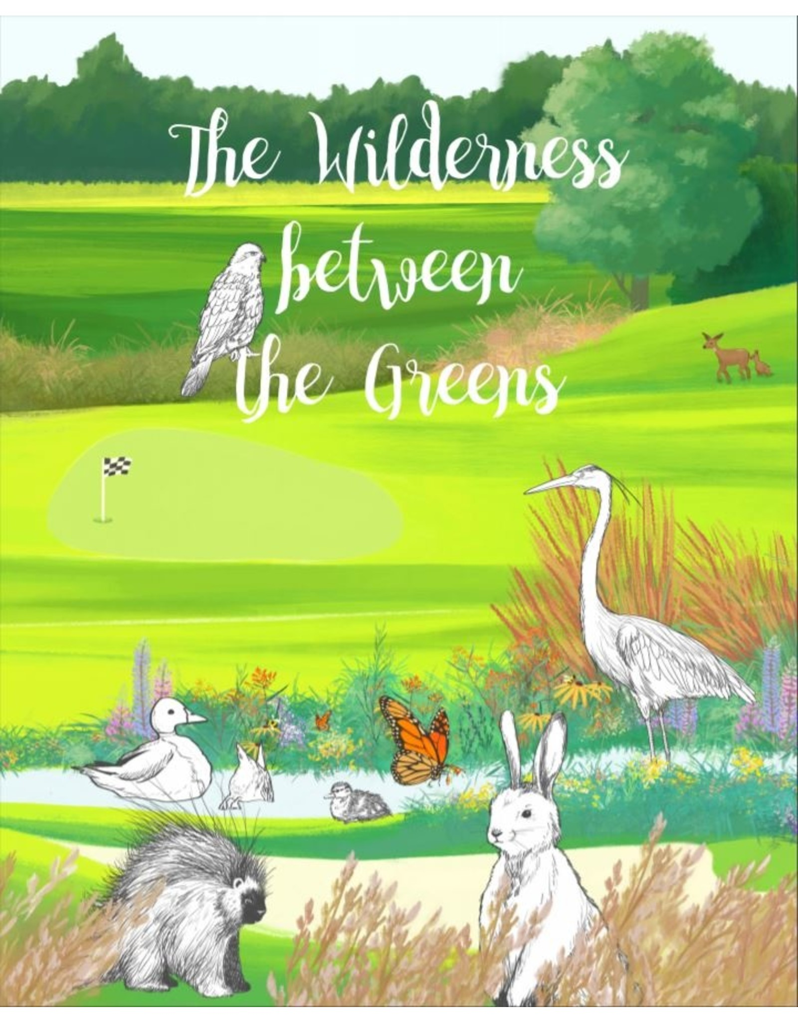 The Wilderness Between the Greens