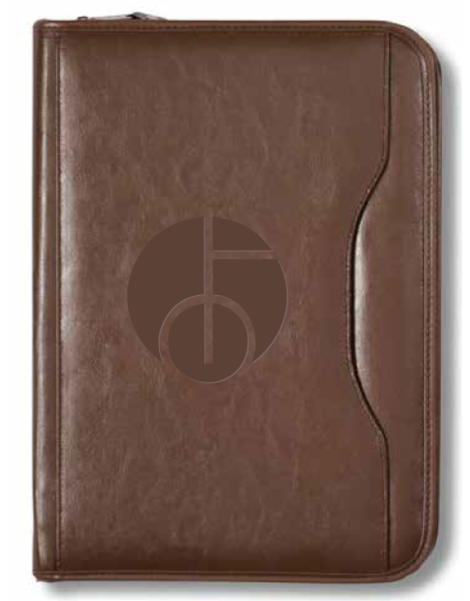 Executive Vintage Leather Padfolio