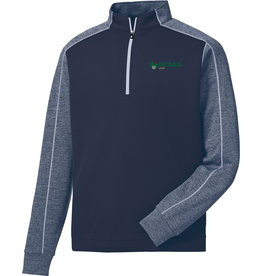 FootJoy FootJoy Tonal Heather 1/2 Zip Mid-Layer - CGCS