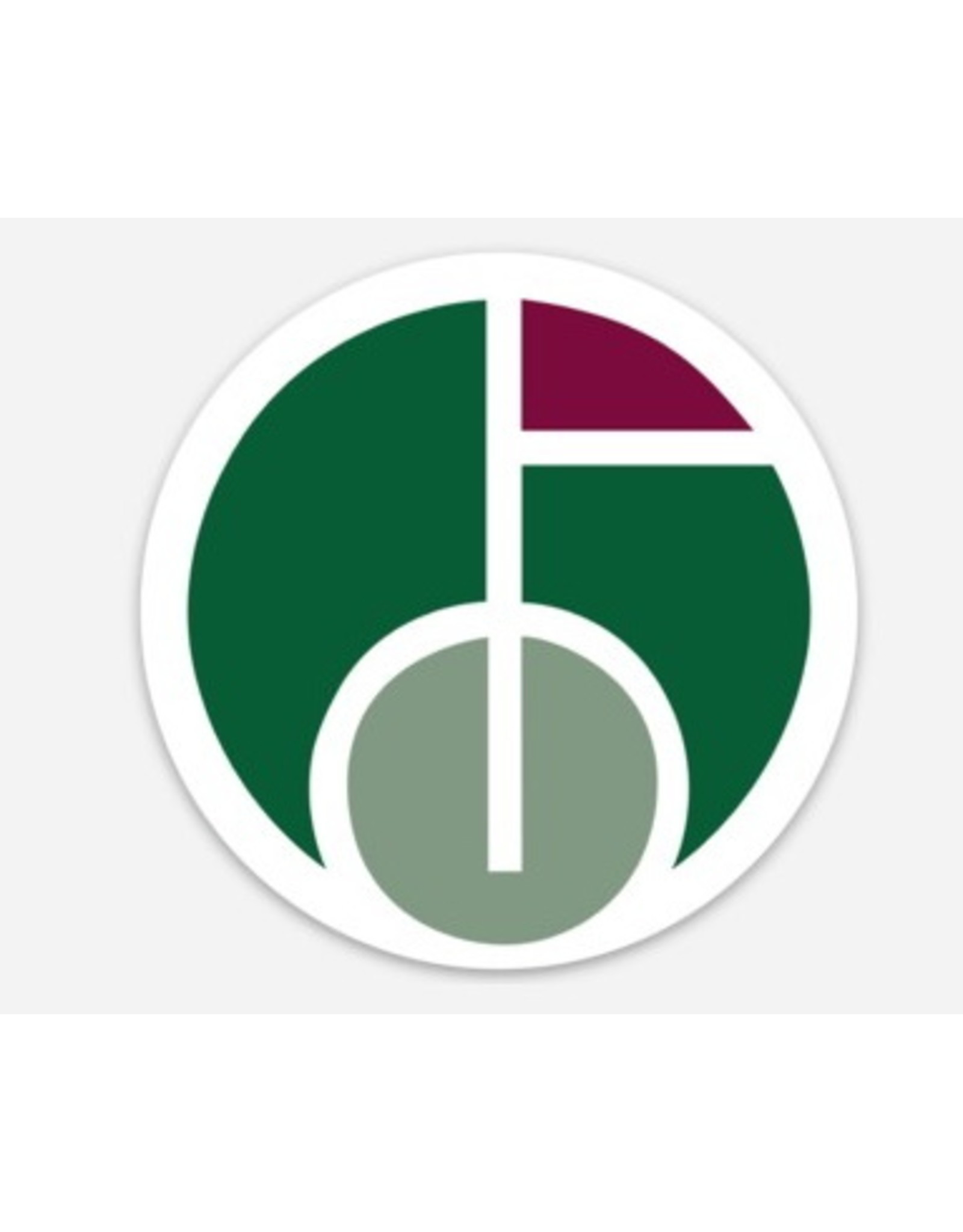 GCSAA Magnet - Icon Only