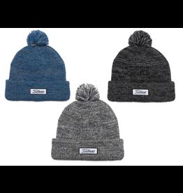 Titleist Titleist Patch Pom Pom Winter Hat