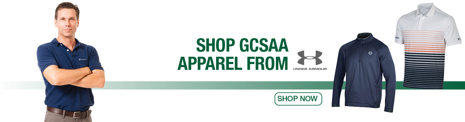 Shop GCSAA Apparel - Under Armour