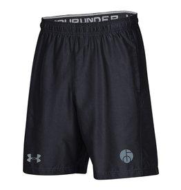 UnderArmour UA Woven Grahic Short
