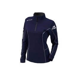 Columbia LADIES Omni-Wick Shotgun 1/4 Zip (GCBAA)