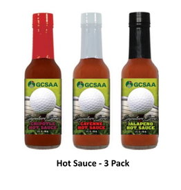 Hot Sauce - 3 Pack
