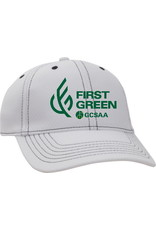 Ahead Ahead Honeycomb Hat - First Green