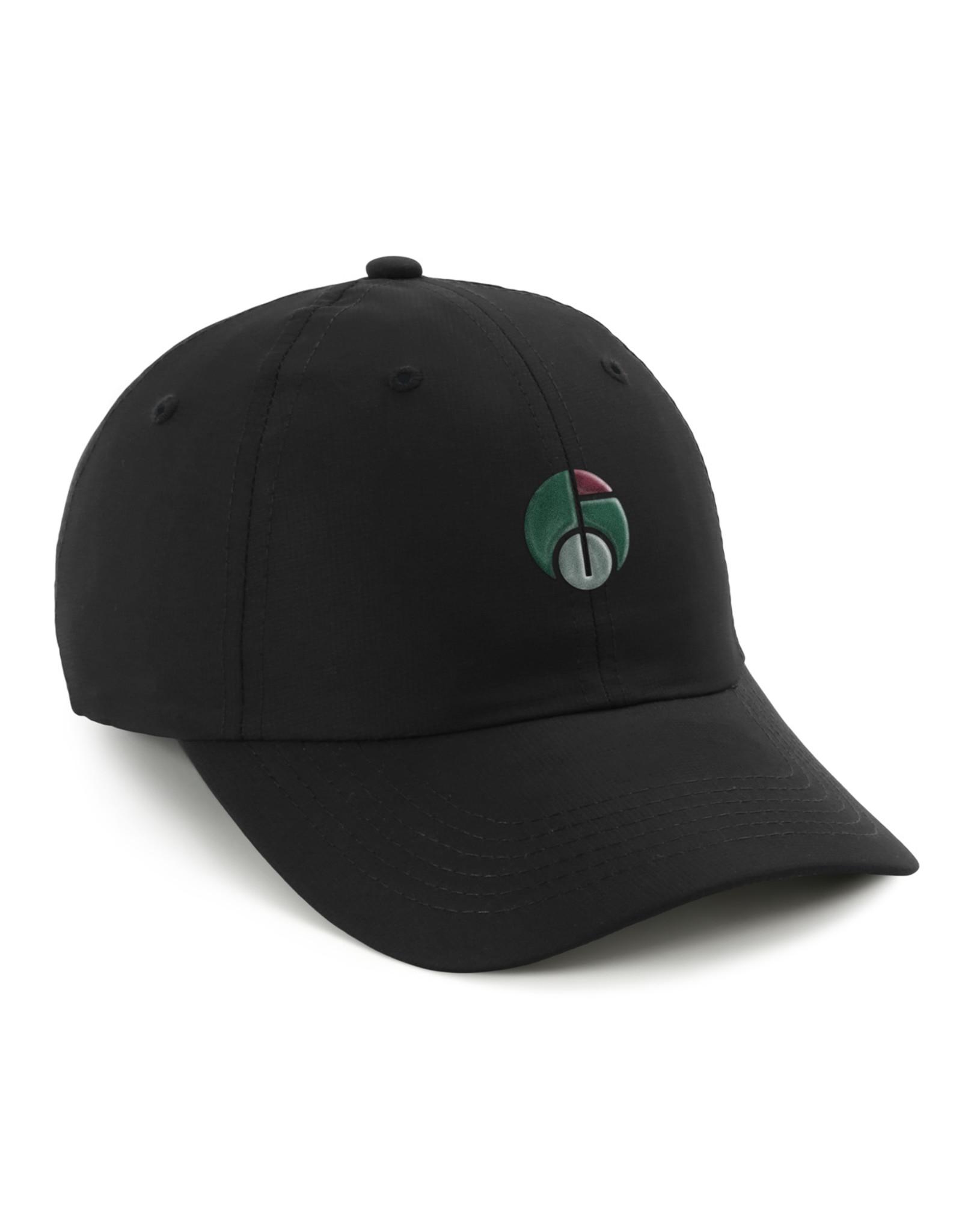 Imperial Headwear GIS Leaderboard Hat - Black