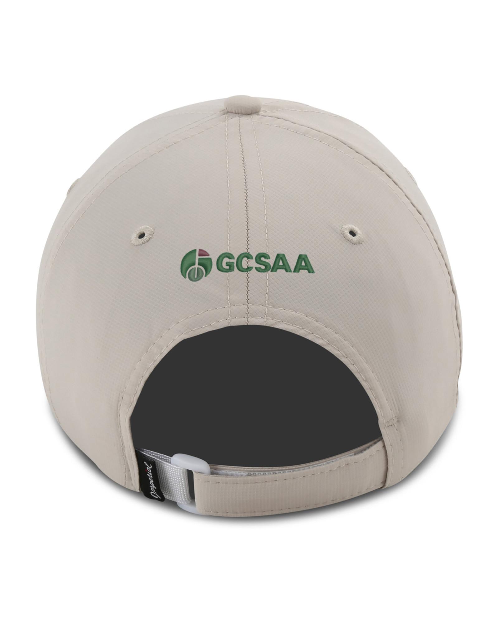 Imperial Headwear GIS Leaderboard Hat - Putty