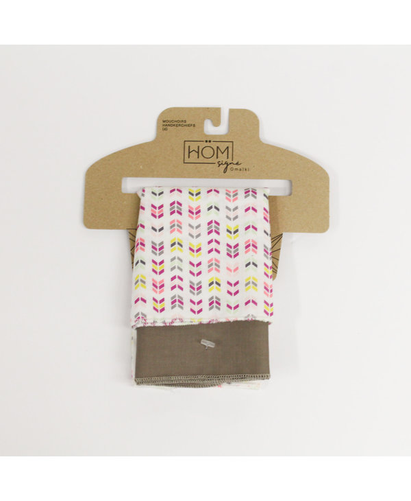 Omaïki Handkerchiefs