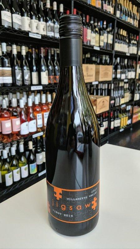 Ransom Ransom Jigsaw Pinot Noir 2017 750ml