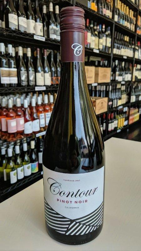 Contour Contour California Pinot Noir 2017 750ml