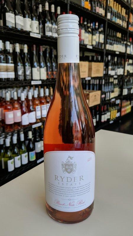 Ryder Ryder Estate Pinot Noir Rose 2017 750ml