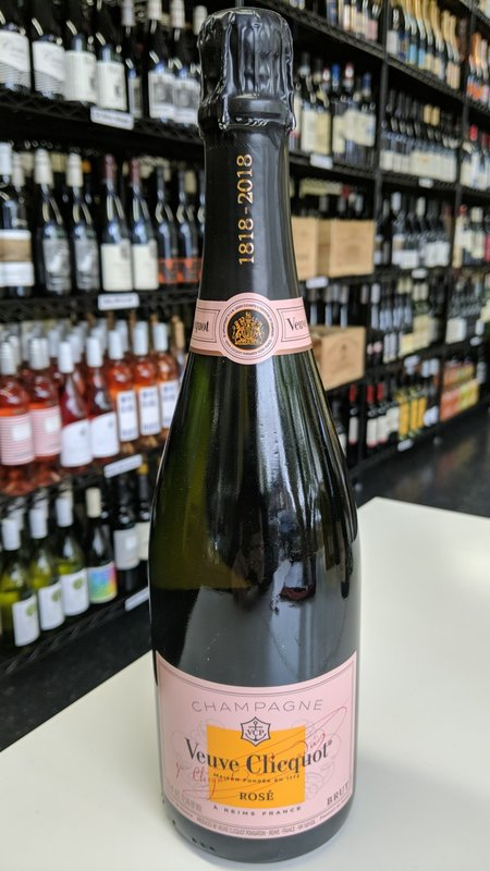 Veuve Clicquot Veuve Clicquot Brut Rose NV 750ml