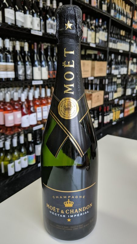 Moet & Chandon Moet & Chandon Nectar Imperial Champagne NV 750ml