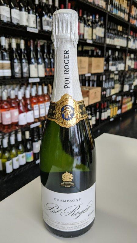 Pol Roger Pol Roger Brut Reserve Champagne 750ml