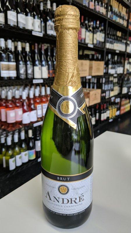 Andre Andre Brut Champagne NV 750ml