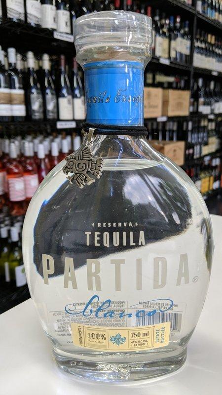 Partida Tequila Partida Tequila 750ml