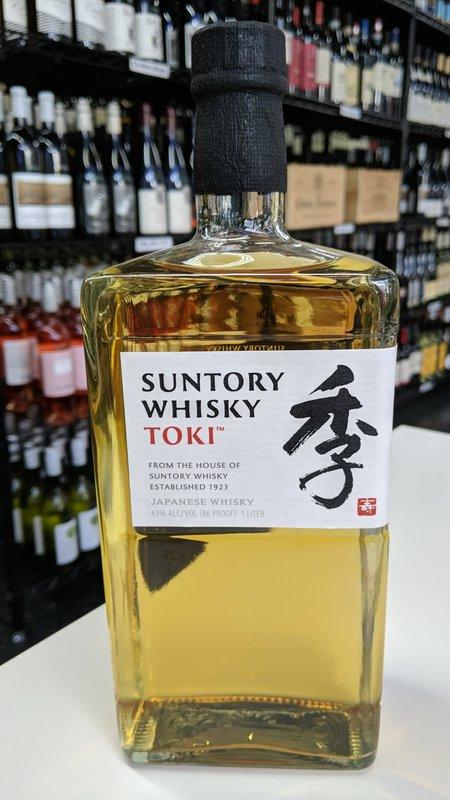 Suntory Suntory Toki Japanese Whisky 1L