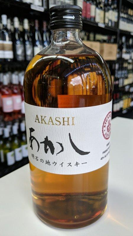 Akashi Akashi, Blended Japanese Whisky 750ml