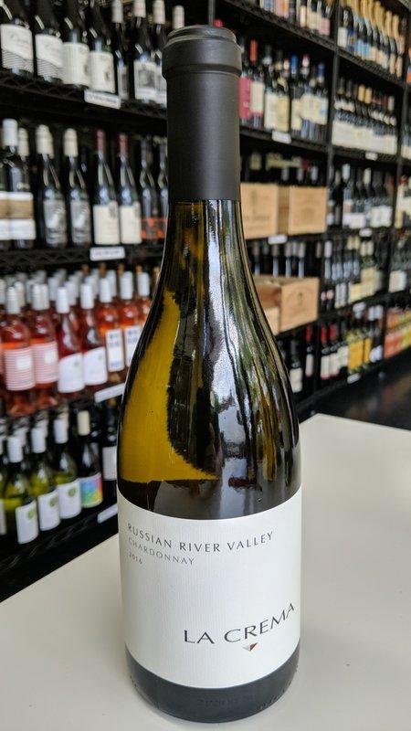 La Crema La Crema Russian River Valley Chardonnay 2016 750ml