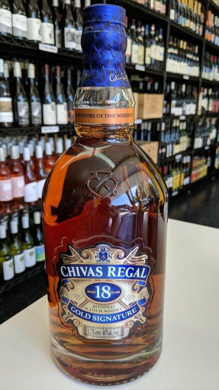 Chivas Regal Chivas Regal 18Y Scotch 1.75L