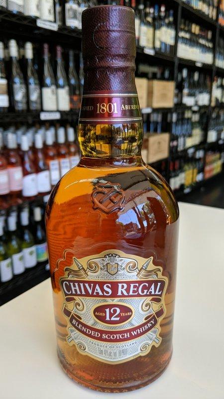 Chivas Regal Chivas Regal 12Y Scotch 1.75L