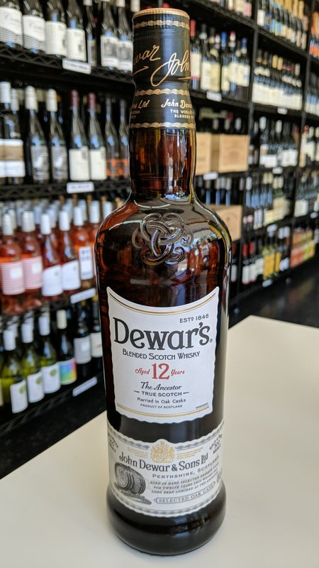 Dewar's Dewar's 12Y The Ancestor Scotch 750ml