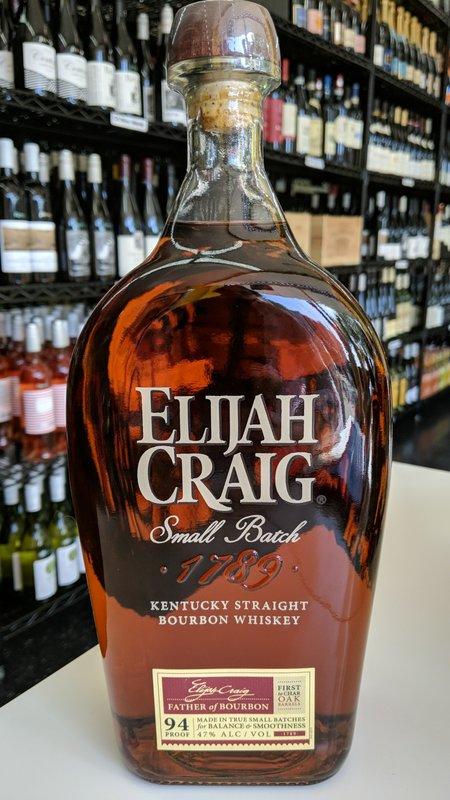 Elijah Craig Elijah Craig Bourbon 1.75L