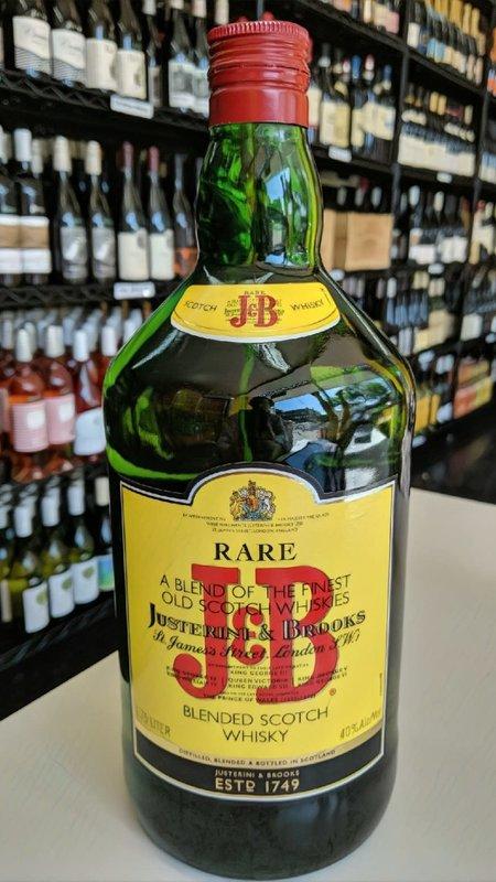 J&B J & B Scotch 1.75L